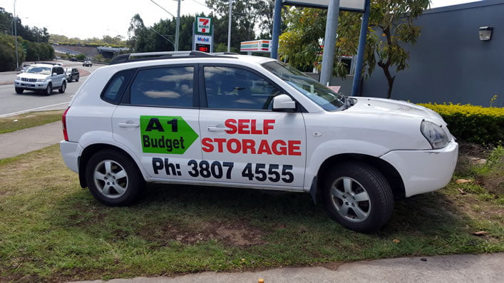 A1 Budget Self Storage Logan