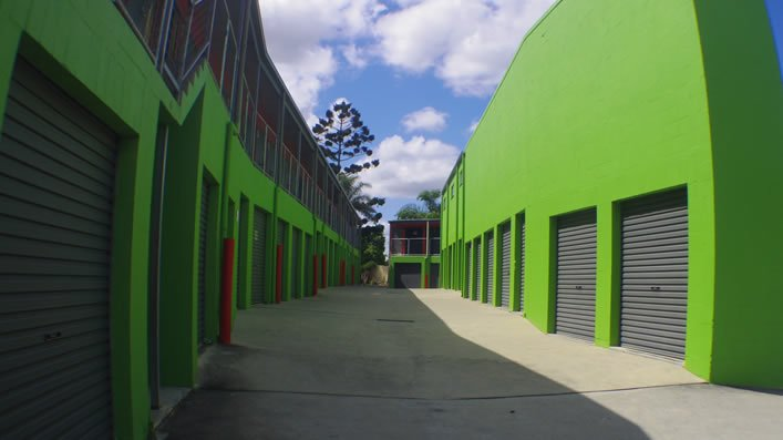 self storage sheds