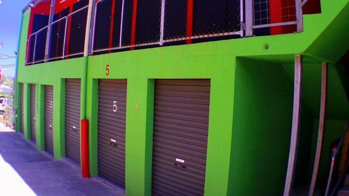 a1 self storage buildings